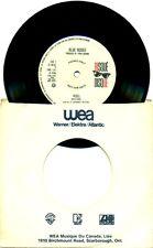 "Blue Rodeo - Rebel b/w Joker's Wild  RARE ORIG 1987 Promo Only 7"" 45rpm (Mint!)"