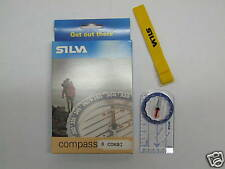 NEW SILVA COMPASS 8 COMBI MADE IN SWEDEN