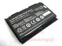 Genuine CLevo battery P150HM P151HM , Sager NP8150 NP8130, P150HMBAT-8 76.96Wh