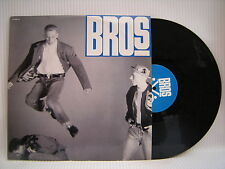 "Bros - Drop The Boy (Shep Pettibone Mix) CBS ATOM-T3 A1/B1 Press 12"" Single"