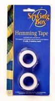 Iron on Hemming Tape, Curtain or Trouser Hemming Tape, No Sew Hems 20 metres