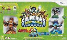 Skylanders Swap Force Starter Pack-Juego De Wii W / Portal de Poder Nueva Nintendo