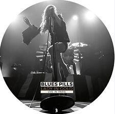 BLUES PILLS - LADY IN GOLD-LIVE IN PARIS PICTURE VINYL 2 VINYL LP NEW!