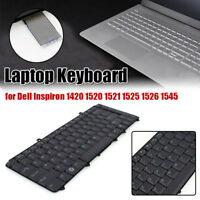 Laptop Keyboard for Dell Inspiron 1420 1520 1521 1525 1526 1545 Black Waterproof