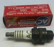 NOS New Vintage AC Spark Plug Commercial C42-1 Allis Chalmers Minneapolis Moline