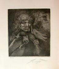 """Ernst Fuchs """"Vogelfresser"""""""