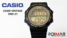 VINTAGE CASIO TRW-21 QW.861 TACHY METER