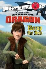 How to Train Your Dragon: Hiccup the Hero I Can Read Media Tie-Ins - Level 1-2