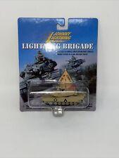 Johnny Lightning Abrams Brigade Desert Storm M1A1 Tank 1:64 Armor Command Patch
