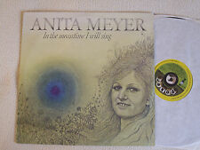 ANITA MEYER - In the Meantime I will sing LP Poker Records NL 1976