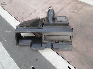 GOLF MK2 INC GTI 90 SPEC BLACK SERVICE BOOKLET DASH DASHBOARD LOWER UNDER TRAY