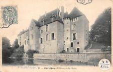 CORBIGNY castello di la sedia