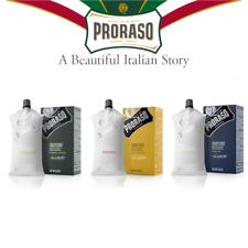 Proraso Shaving Cream Single Blade 275 ml / 9.3 Oz