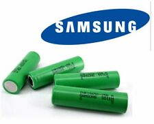 Accu 18650 Samsung pile batterie rechargeable INR18650-25R 2500mAh 3.6V 20A