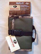 MO-SSAP-LG/I Mossy Oak BREAK-UP SHOTGUN SHELL Ammo Pouch GREEN & CAMO EDGE  230