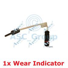 APEC frenado 185 mm Freno de disco Pad WIR5132 Kit de contacto de advertencia de indicador de desgaste