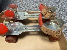 Mid Century Union Hardware Vintage Roller Skates  1950s-1960s No. 5 Antique Toys