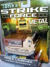 TONKA Strike Force Metal  Missle Laucher Desert Defenders New NIB