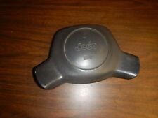 Jeep Wrangler TJ 1997 ONLY Front Driver Airbag Horn Air Bag Steering Wheel