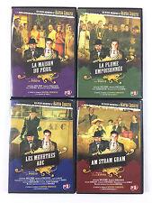 Coffret Lot 4 DVD Am Stram Gram, Les Meurtres ABC, La Maison Du Péril...
