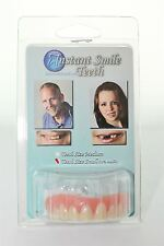 Instant Smile Teeth SMALL Top Veneers Fake Cosmetic Teeth Dr Bailey's Dental