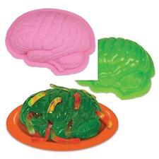 Halloween Zombie Brain Jelly Ice Tray Mold Maker Soap Chocolate Baking Mould CB