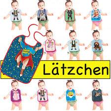 Baby Kinder Lätzchen - Viele Tolle Motive  (BB-00001)