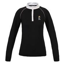 Kingsland Stylish Equestrian Comfortable Long Sleeved Ladies Spezia Show Shirt