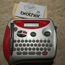 Brother P Touch Pt 1180 Label Thermal Printer Label Maker Tested Working