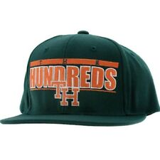 The Hundreds Formation Snapback Cap (forest green)