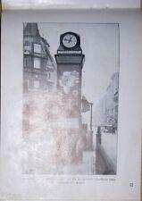 Die Propaganda des Reich Milch Ausschusses 1930 Litfaßsäule Schaufenster
