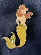 Belle Beauty and the Beast Mermaid Fantasy Pin Designer Le