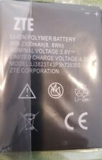 OEM NEW ZTE Li3823T43P3h735350 2300mAh Battery For N986 N9835 GRAND X V975 U988S