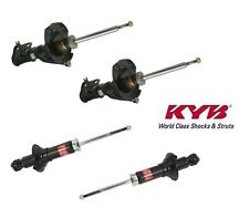 Front + Rear Shocks Struts Kit KYB Excel-G fits Acura EL Honda Civic 01-02