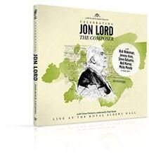 Celebrating Jon Lord - The Composer CD DEEP PURPLE/RICK WAKEMAN/WHITESNAKE