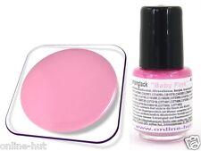 5ml Stamping Lack für KONAD Nail, Stempellack, Farbe: Baby Pink, SL-036