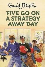 Five Go on a Strategy Away Day by Bruno Vincent (CD-Audio, 2017)