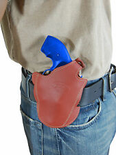 NEW BARSONY LEATHER PANCAKE HOLSTER FOR S&W 38 Airlight, Airweight REVOLVER