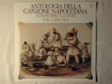 LP Antologia della canzone napoletana attraverso gli anni vol 3 (1904 - 1912) lp