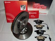 Brembo MAX Bremsscheiben+Beläge VA 280 mm VW PASSAT GOLF II CORRADO 1.8 G60 GTI