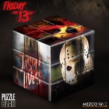 Friday The 13th Jason Voorhees Puzzle Blox by Mezco Toys