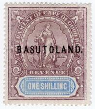(I.B) Basutoland Revenue : Duty Stamp 1/-