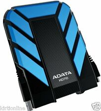 "Adata HD710 1TB USB 3.0 HDD 2.5""-(Blue)**"