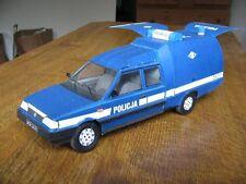 Modelik 20/06 -  Polonez Poltruck ''Polizei''   1:25