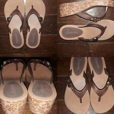 AUTHENTIC FLATS GRENDHA Sandals SIZE 5