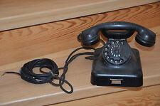 Telefono con fili, 1954, posta, soffitta Fund, VINTAGE, antico, meraviglioso!