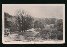 Kent TUNBRIDGE WELLS The Common 1910 RP PPC FAULTS Davidson Bros