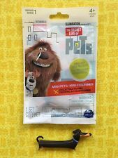 THE SECRET LIFE OF PETS DACHSHUND BUDDY SERIES 1 MINI FIGURE SEALED BLIND BAG