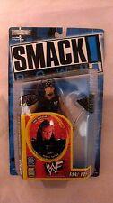 WWF Rare Smack Down Raw Heat Undertaker Tron Ready Action Figure 2000   NEW t743