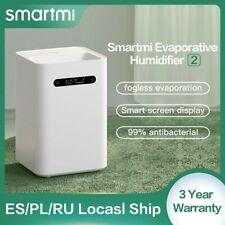 Smartmi Evaporation Air Humidifier 2 4L Large Capacity 99% Antibacterial...